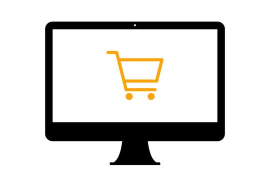 Online - Shopping - Warenkorb