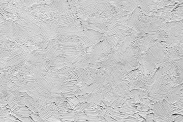 texture of an oil paint strokes on canvas