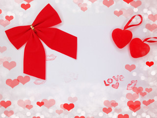 greeting card valentine's day love holiday concept background