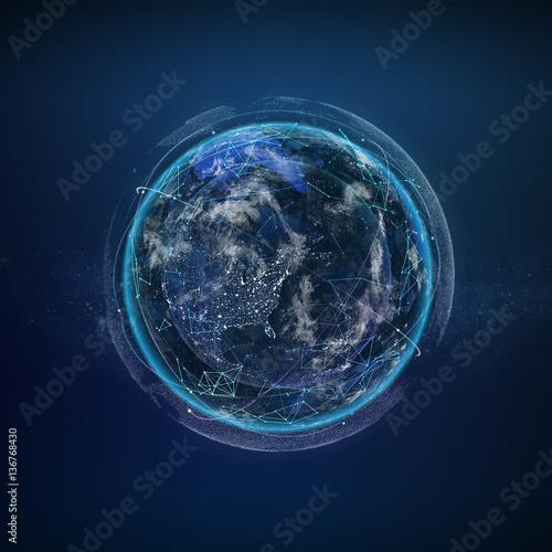 global earth satellite nasa - photo #16