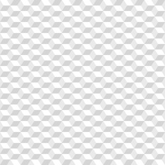Illustration seamless texture white geometric patterned backgrou