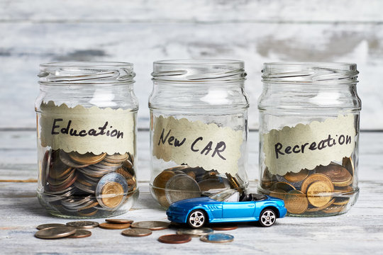 Education, new car and recreation. Earning money for goals.