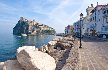 The island of Ischia