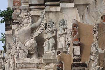 Wat Ratchaburana dettaglio