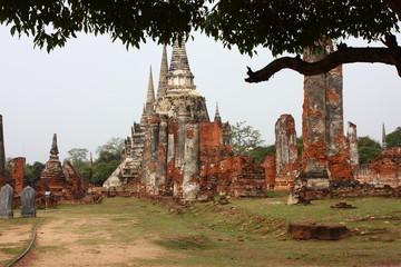 Tempio di Wat Phra Sri Sanphet