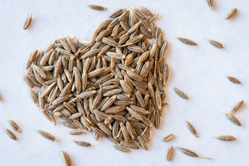 I love cumin seeds