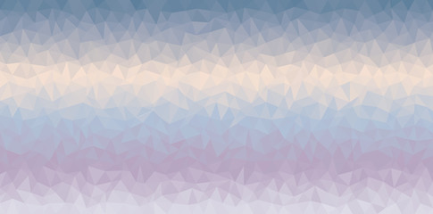 Multycolor geometric background