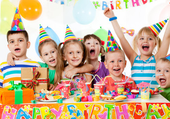 Happy kids  birthday