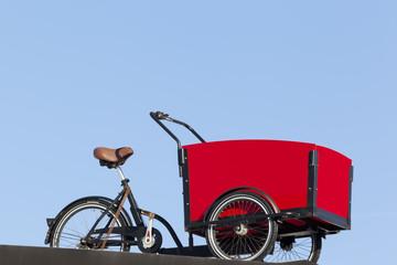 Lastcykel Lådcykel Transportcykel