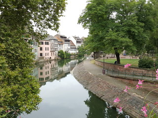 estrasburgo en francia zona de alsacia
