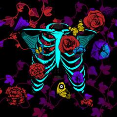 Neon bones