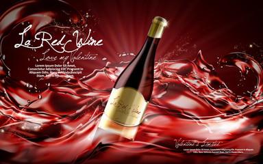 champagne valentine limited