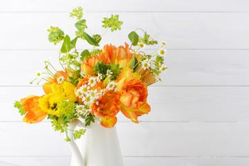 チューリップ 春 春の花