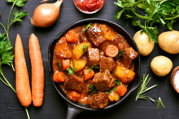 Goulash, beef stew