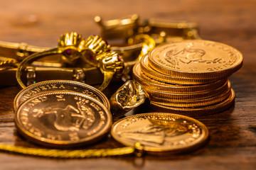 Altgold, Nachlass, Goldschmuck, Zahngold, Erbe, Erbaschaft Kruegerrand, krügerrand Kruger Rand Gold