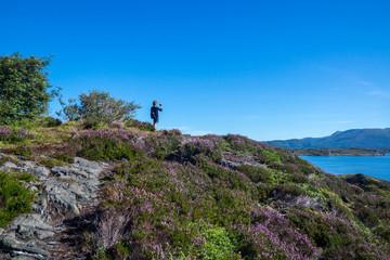 Urlaubsreise nach Norwegen - Atlantikstraße