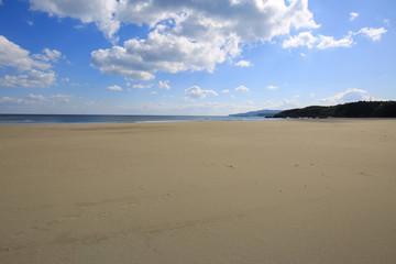 高知県四万十市 双海サーフビーチ