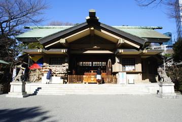 Sanctuaire Togo Jinja, Harajuku