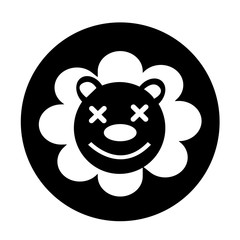 Cute Lion Icon