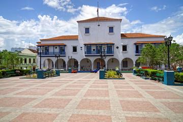 Rathaus am Parque Céspedes, Santiago de Cuba