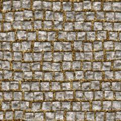 Seamless  pattern  of pavement