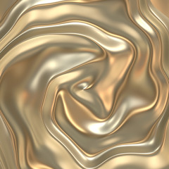 Twisted bright shiny satin background
