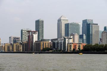 Großbritannien - Bootsfahrt auf der Themse von London nach Greenwich