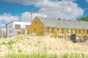 Baustelle - Townhouses