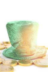 St Patricks Day leprechaun hat.