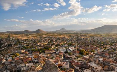 Turkey Cappadocia Landform