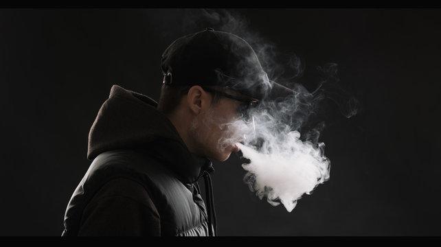 smoking guy