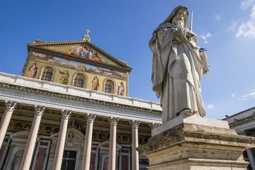 Basilica San Paolo fuori le mura, Roma