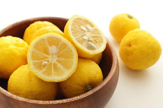 Japanese Fruit, Yuzu