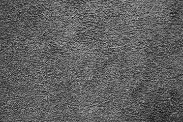 Terry texture black carpet