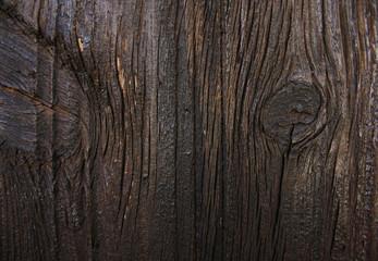 texture of dark wood doors