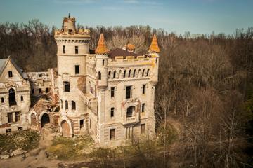 Khrapovitsky Estate and Castle in Muromtsevo, Vladimir