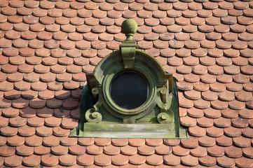 Historische Dachluke