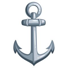 cartoon ship anchor