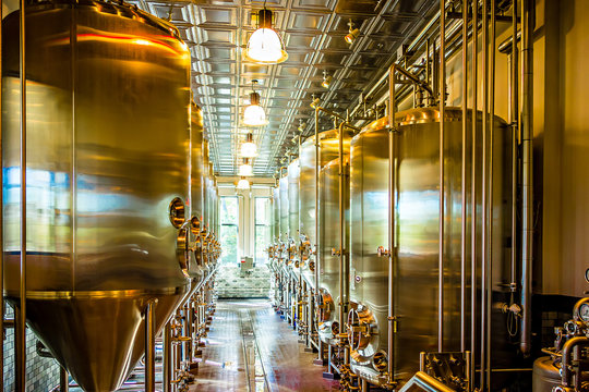 beer distillery brewing equipment