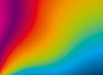 背景 スペクトル グラデーション