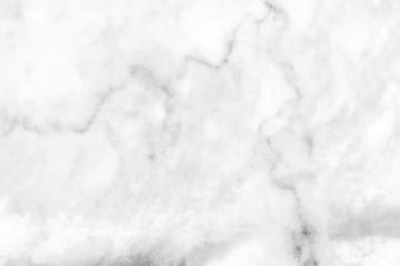 Photo sur Aluminium white marble texture background / gray marble texture background floor decorative stone interior stone