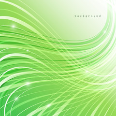 Abstract Wavy - White Background,Vector Illustration,Graphic Design.Curve Line Backdrop.Modern Color Concept.For Brochure Cover,Web Site,Business Card And Promotion Material