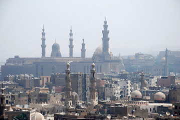 Cairo view. Egypt