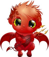 handsome little devil