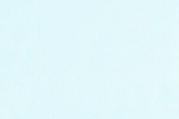 Blue kapron fabric