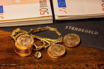Sterbegeld Nachlass Sterbegeldversicherung Sterbevorsorge, Serbevorsorgeversicherung private Vorsorge