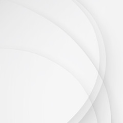white elegant business background vector wave lines wavy