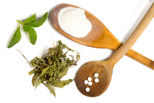 Isolated stevia
