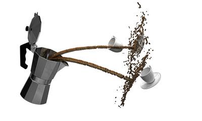 Coffee break, pausa caffè
