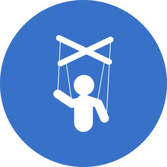marionette-puppet icon